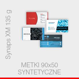 metki syntetyczne Synaps XM 135 g