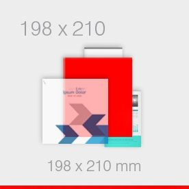 ulotki 198/210 Ekspres - 198 x 210 mm