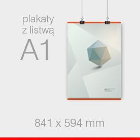 A1 - 841 x 594 mm