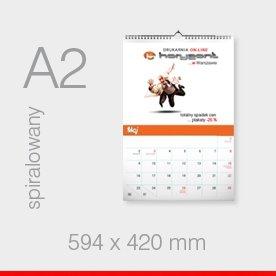 A2 - 420 x 594 mm