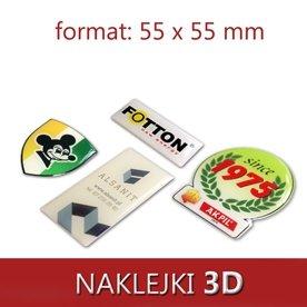 55 x 55 mm
