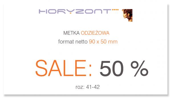 wizytówki multiloft, druk dwustronny pełnokolorowy 4+4, + wypełnienie kolor pantone - 50 sztuk