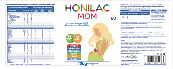HONILAC MOM