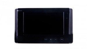 Zestaw domofonowy jednorodzinny z czytnikiem breloków LEGIO biały/ srebny OR-DOM-QH-911