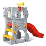 Zjeżdżalnia ogrodowa zamek dla dzieci