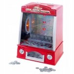 Automat zabawka na monety