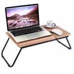 Stolik pod laptopa podkładka podstawka składana