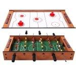 Stół do gry w piłkarzyki air hockeya