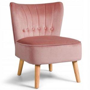 Fotel tapicerowany do salonu