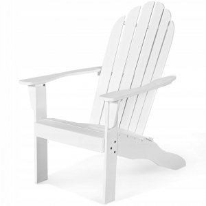 Krzesło ogrodowe drewniane