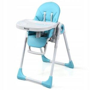 Krzesło do karmienia i leżaczek 2w1