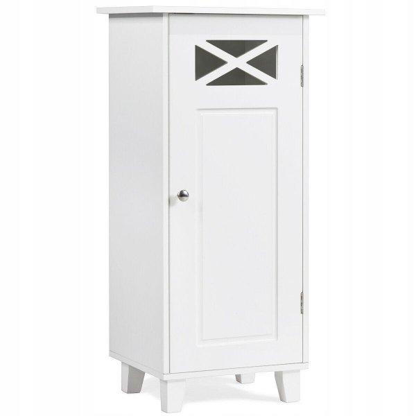 Szafka łazienkowa komoda z półkami klasyczna