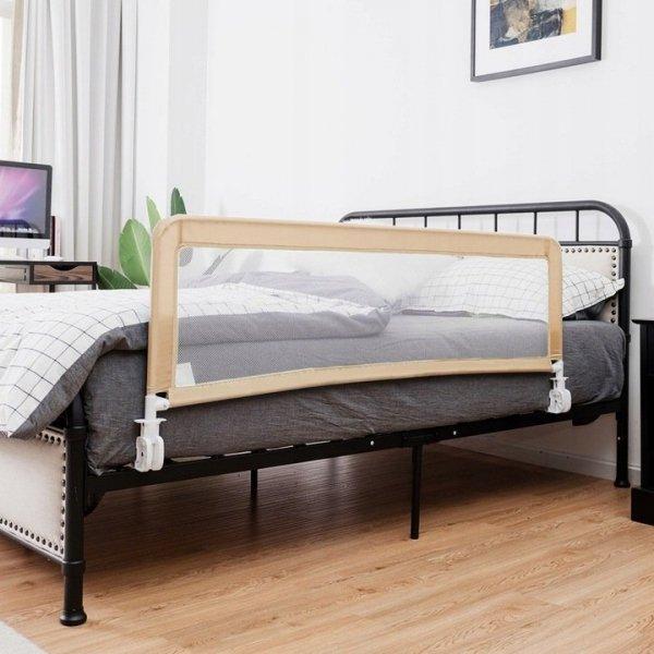 Osłona zabezpieczająca łóżko barierka ochronna