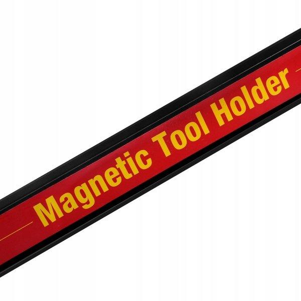 Listwa magnetyczna na narzędzia 46cm 3 szt.