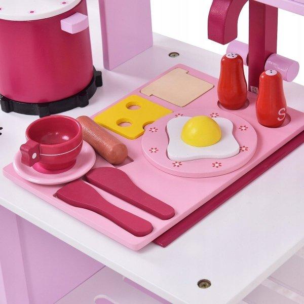 Zestaw kuchenny kuchnia zabawka dla dzieci