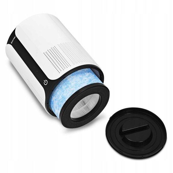 Oczyszczacz powietrza z filtrem hepa aromaterapia