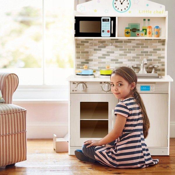 Zabawkowy zestaw kuchenny dla dzieci