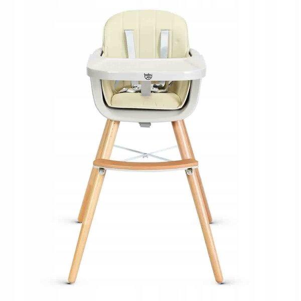 Krzesło fotel do karmienia dzieci