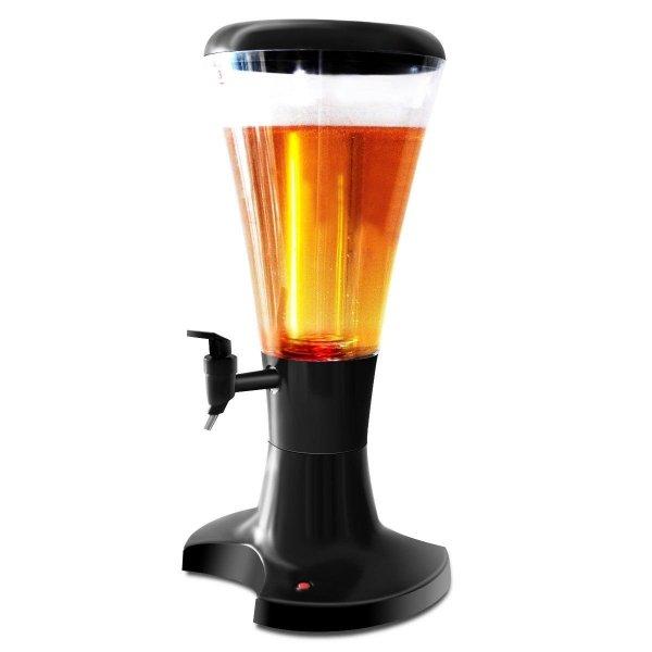Dystrybutor do napojów z podświetleniem led 3l