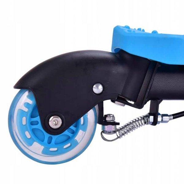 Hulajnoga 4-kołowa z podświetleniem led
