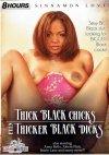 DVD-Thick Black Chicks, Even Thicker Black Dicks
