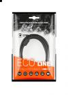 Kabel jack 3.5 wtyk-wtyk 1.0m Cabletech Eco-Line