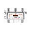 Splitter 4way 5-2450MHz LX5104