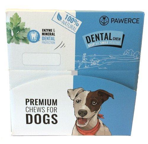 Pawerce Dental Bar Medium Breeds display 24x60g