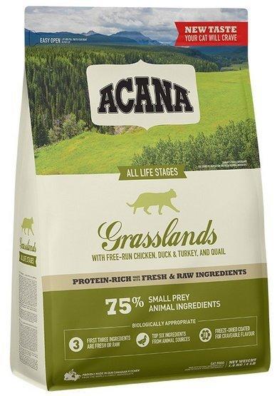 Acana Grasslands Cat & Kitten 4,5kg