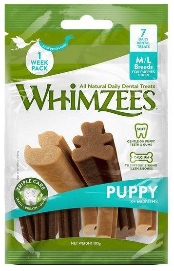 Whimzees Puppy M/L 7szt.