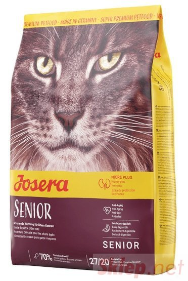 Josera Senior Cat 400g