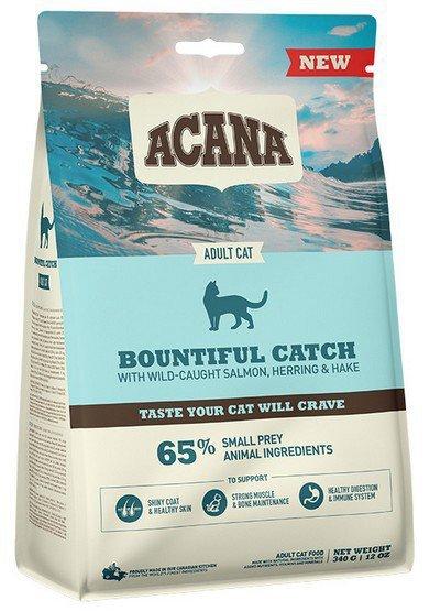 Acana Bountiful Catch Cat & Kitten 1,8kg