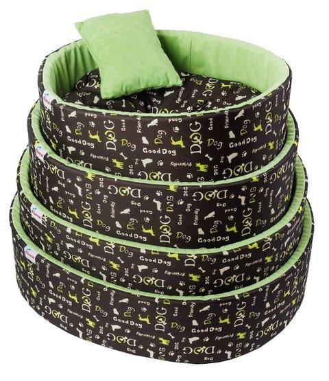 Diversa Legowisko Funky Dog 1 zielony