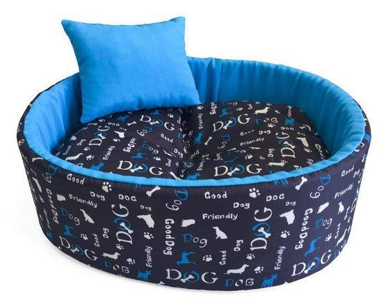 Diversa Legowisko Funky Dog 4 niebieski
