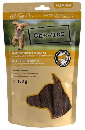 Chewies Maxi Meat Strips Wołowina 150g