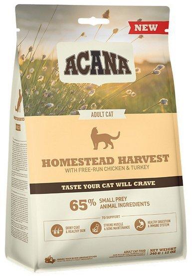 Acana Homestead Harvest Cat & Kitten 340g