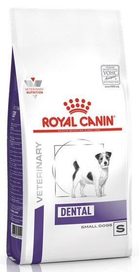 Royal Canin Veterinary Diet Canine Dental Small Dog 1,5kg