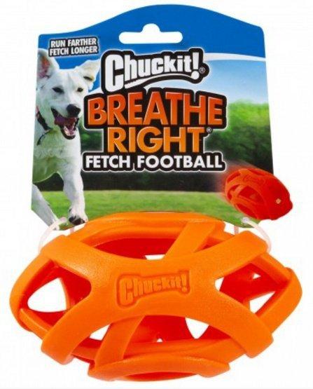 Chuckit! Breathe Right Football [32217]