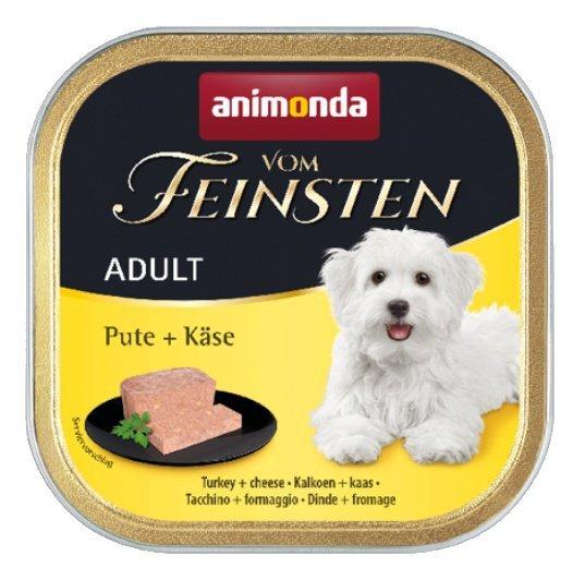 Animonda vom Feinsten Dog Light Lunch Indyk i Ser 150g