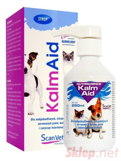 ScanVet Kalm Aid 250ml