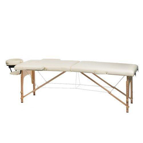 STół DO MASAżU I REHABILITACJI BS-523 KREMOWY