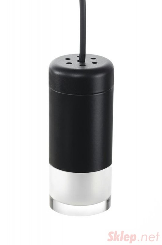 Lampa wisząca FLUSSO 20 czarna