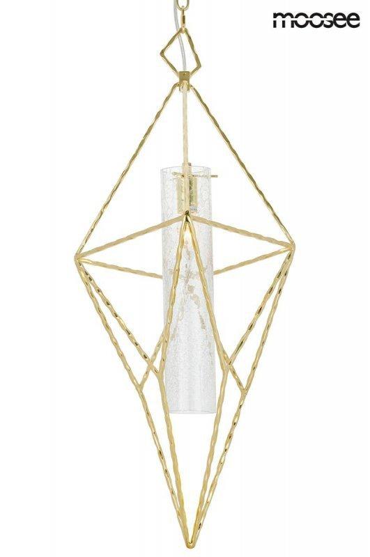 MOOSEE lampa wisząca HAVANA L - złota