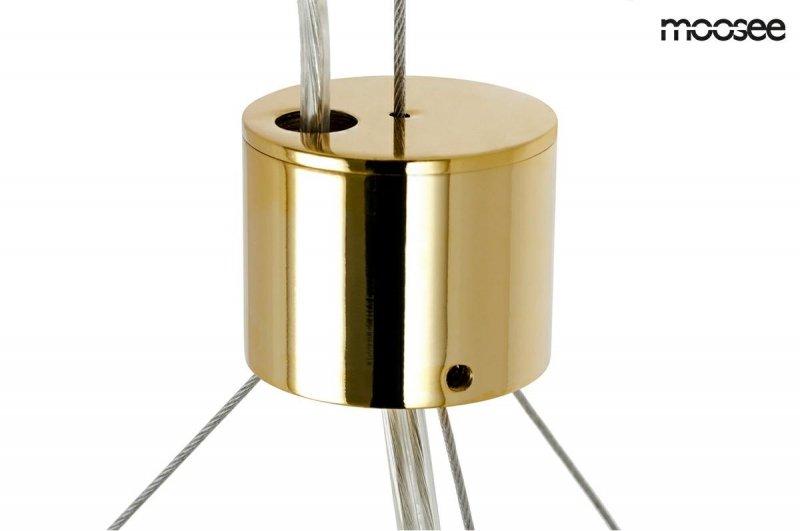 MOOSEE lampa wisząca VALENTINO S - złota
