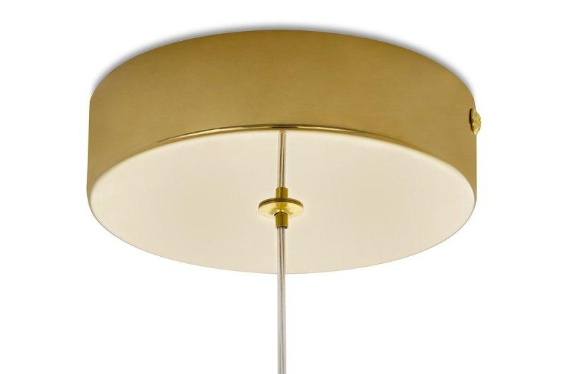 Lampa wisząca DROP GOLD - LED
