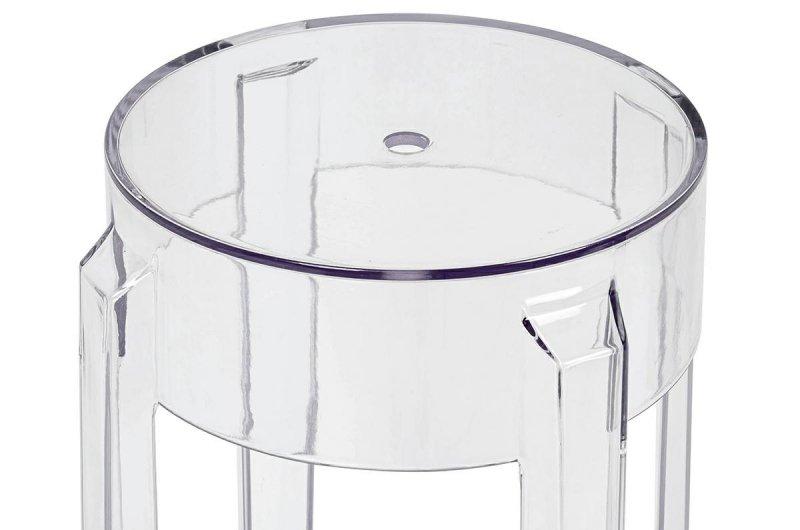 Hoker CHARLES 65 transparentny - poliwęglan