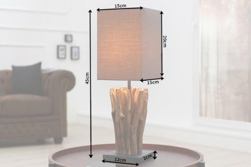 INVICTA lampa biurkowa EUPHORIA  - biały