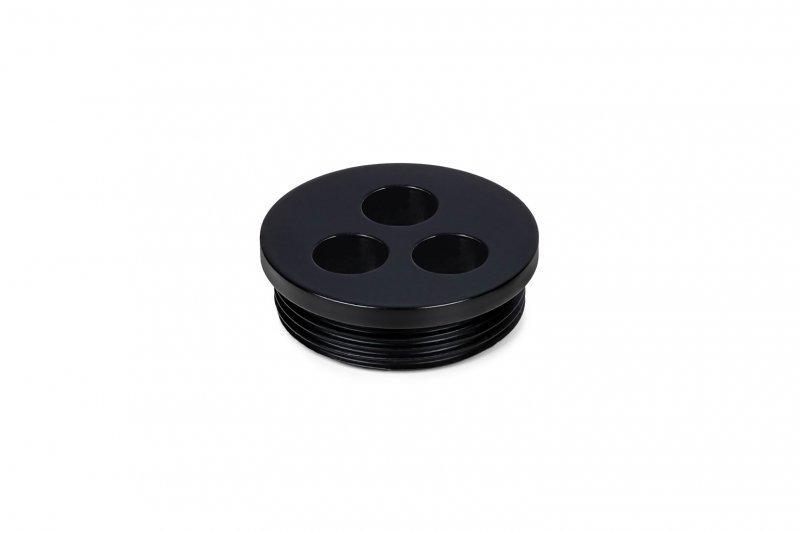 Podsufitka do lampy FI 15cm czarna 3 - metal