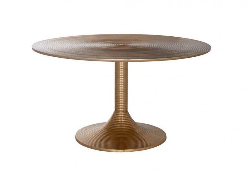 RICHMOND stolik kawowy DEXTER 77 złoty