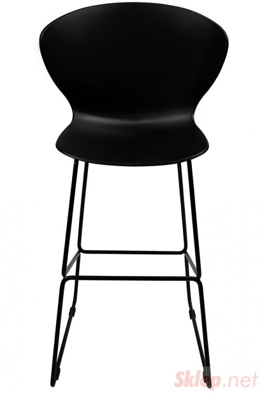 Hoker ALI czarny - polipropylen, metal